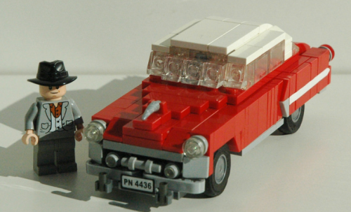 Lego Chevrolet Bel Air