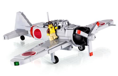 Lego A6M Zero