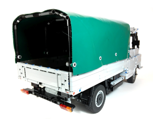 Lego Technic FSC Zuk Van