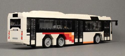 Lego RC Bus