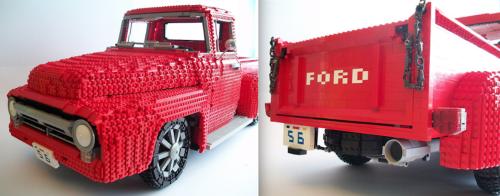 Lego Ford F-100 Truck