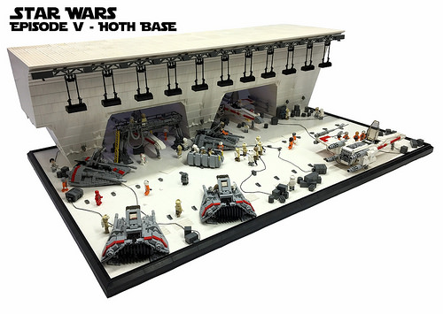 Lego Star Wars Base