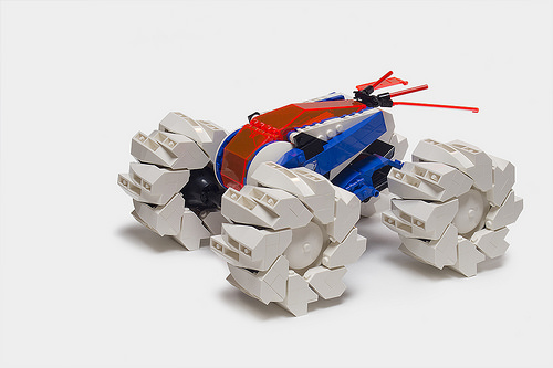Lego Ice Planet Rover