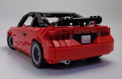 Lego Eagle Talon Mitsubishi Eclipse