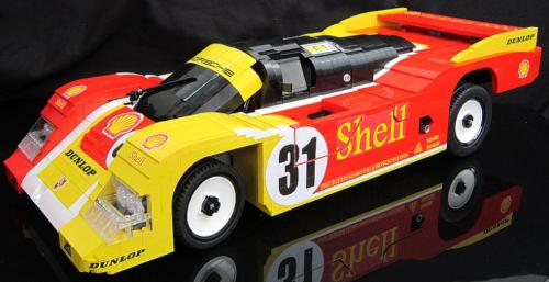 Lego Porsche 962C 1988 Group C
