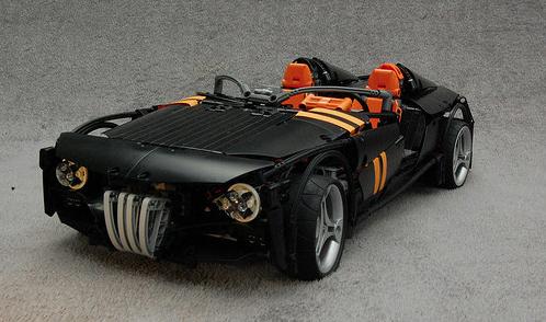 Lego Technic BMW Hommage
