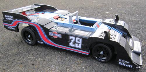 Lego Porsche 936 Black Widow