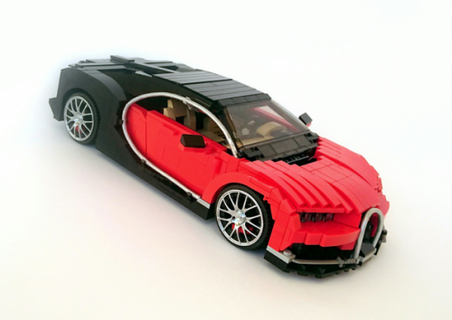 bugatti the lego car blog. Black Bedroom Furniture Sets. Home Design Ideas