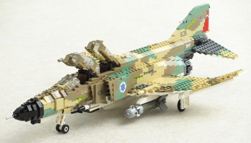 Lego F-4E Kurnass Phantom