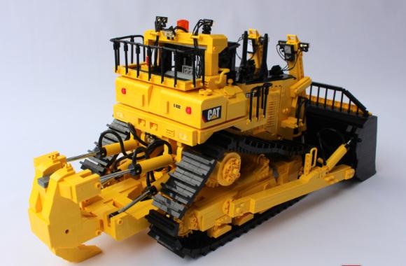 Lego RC Bull Dozer
