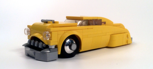 Lego Chevrolet Sled Hot Rod