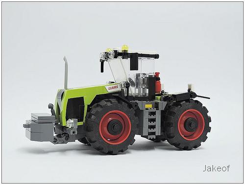 Lego Claas Xerion 5000