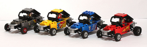 Lego Off-Road Buggies