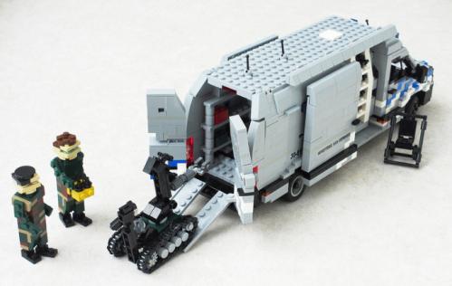 Lego Volkswagen Crafter Van
