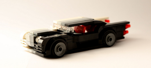 Lego Two Face Car
