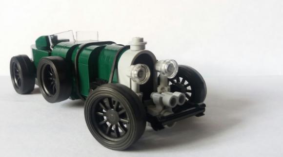 Lego Bentley Blower 3/8 Litre 1924