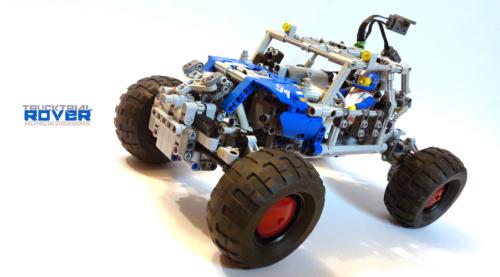 Lego Technic Classic Space