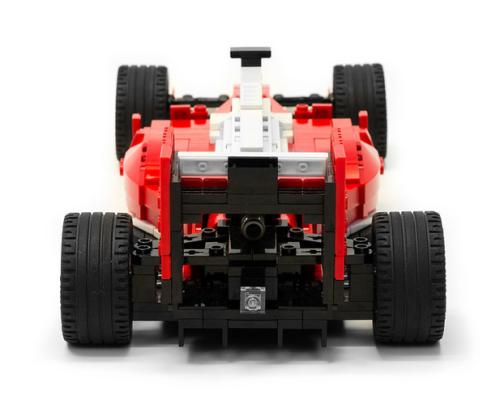 Ferrari F1 Car 2016 Lego