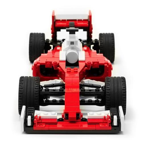 lego ferrari sf16 h f1 car the lego car blog. Black Bedroom Furniture Sets. Home Design Ideas