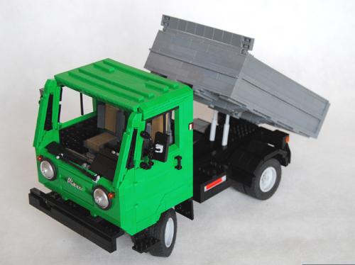 Lego Multicar Tipper