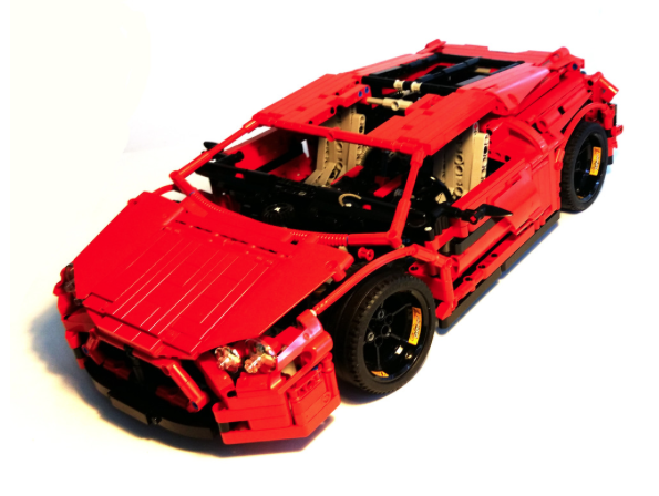red letter day the lego car blog. Black Bedroom Furniture Sets. Home Design Ideas