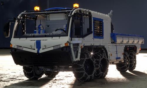 Lego Technic Truck Trial 8x8