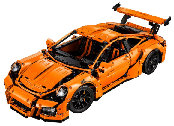 Lego 42056 Porsche 911 GT3 RS Set