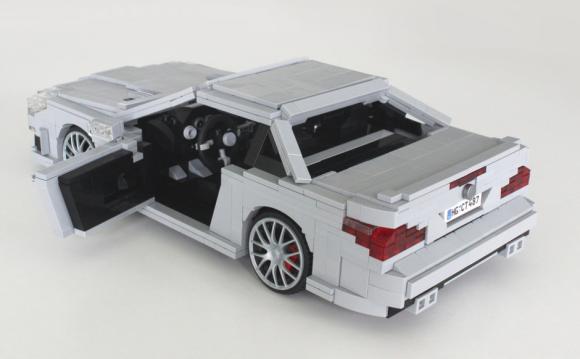 Lego Mercedes-Benz SL63 AMG Model Team