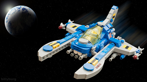 Lego Classic Space