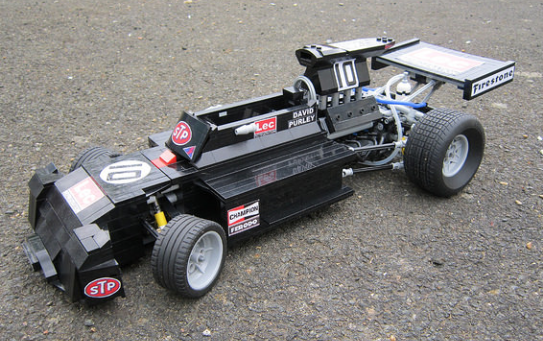 Lego March 731 F1 David Purley