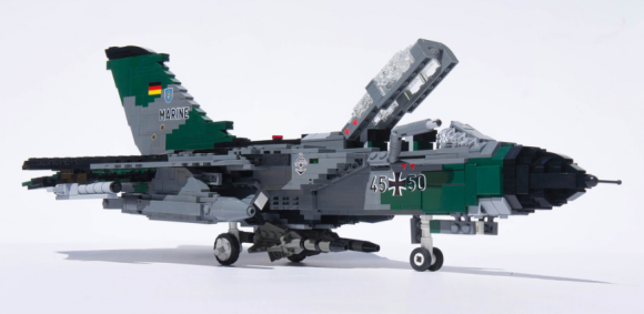 Lego Panavia Tornado