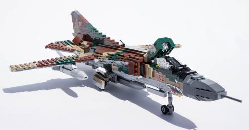 Lego Mikoyan-Gurevich MiG-23M