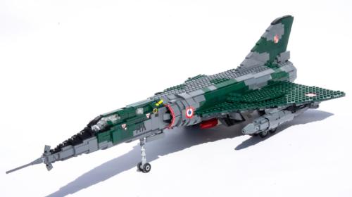 Lego Dassault Mirage IV-P