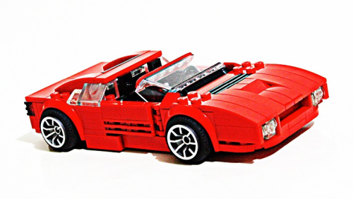 Lego Ferrari 348TS