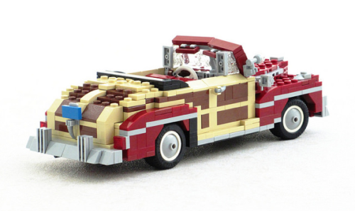 Lego Mercury Sportsman Ralph Savelsberg