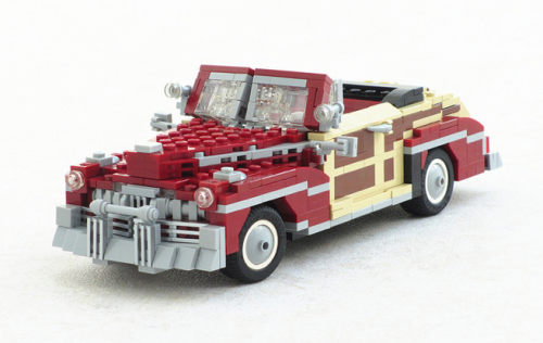 Lego 1946 Mercury Sportsman