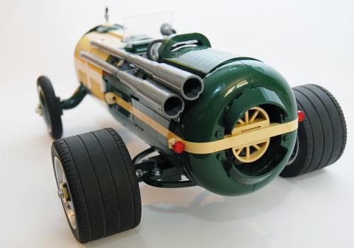 Lego Concept Racer
