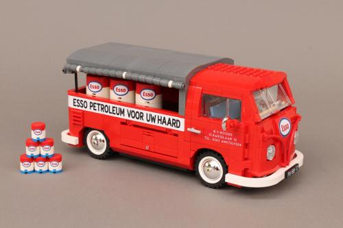 Lego VW Transporter Esso