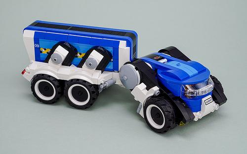 Lego Sci-Fi Truck