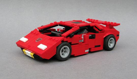 Sideswipe The Lego Car Blog