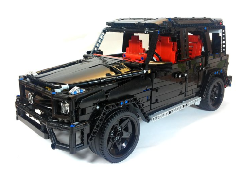 g63 amg the lego car blog. Black Bedroom Furniture Sets. Home Design Ideas