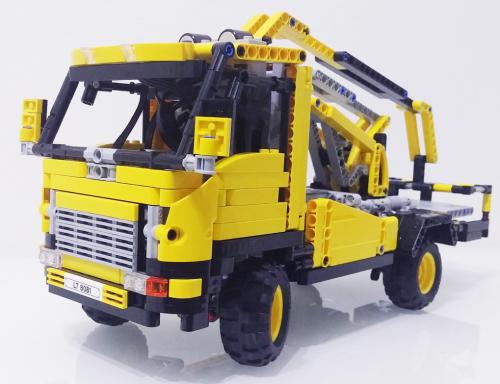 Lego Technic RC Cherrypicker Truck