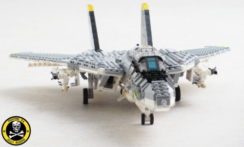 Lego VF-84 Jolly Rogers F-14A Tomcat