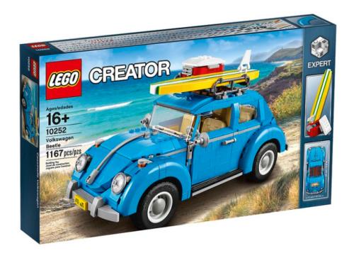 Lego 10252 Volkswagen Beetle Set 2016