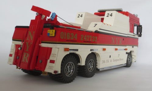 Lego DAF XF Recovery Truck