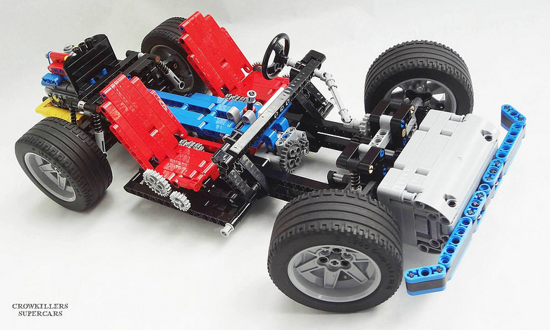 Chassis The Lego Car Blog