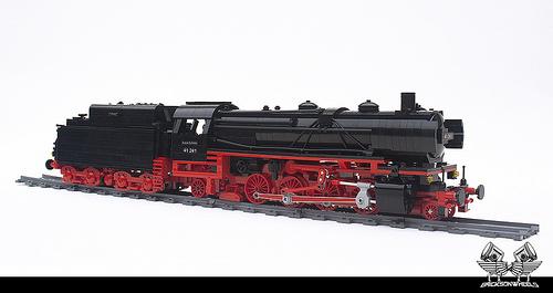 Lego German Baureihe 41-241 Polarstern