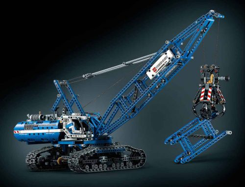 Lego Technic Crane Review