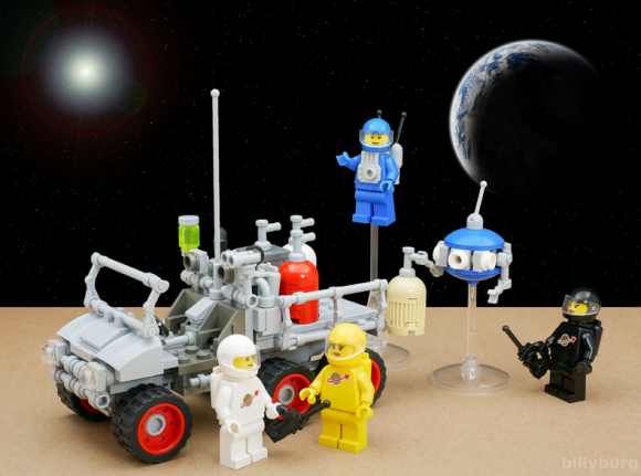 Lego Classic Space