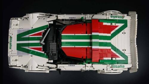 Lego Technic Lancia Stratos WRC